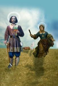 Hdad San Isidro y Almudena Gerindote