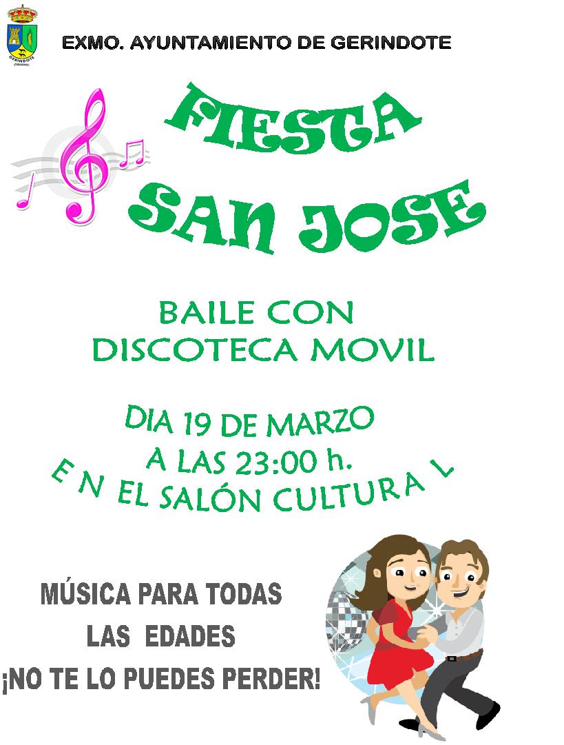 Baile San Jose