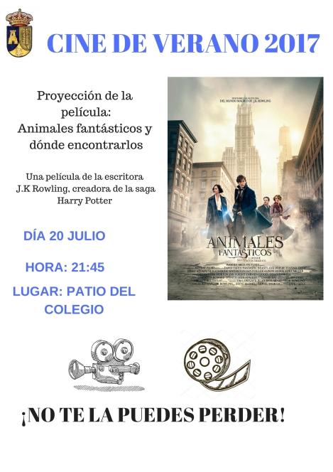 Cine Verano 2017