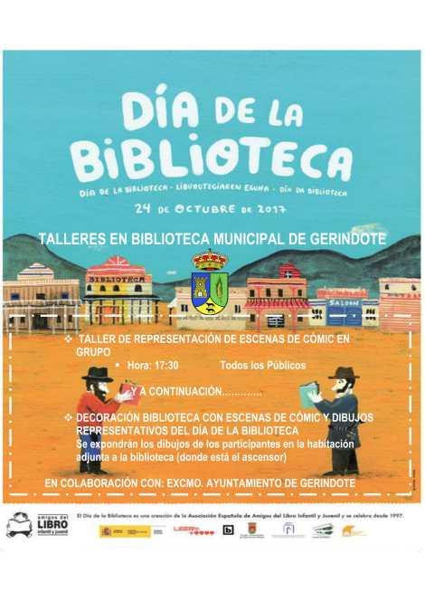Cartel dia Biblioteca Gerindote-1