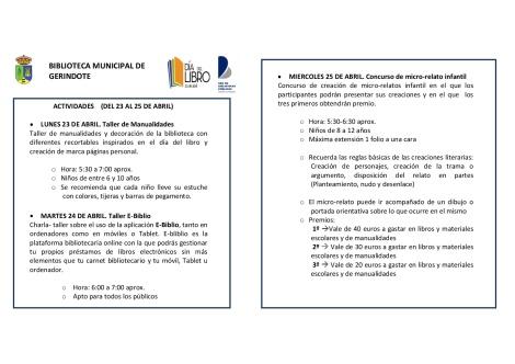 ACTIVIDADES DIA DEL LIBRO 2018-001