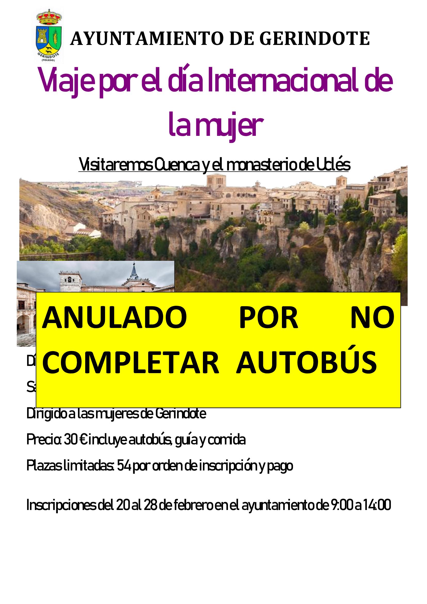 CARTEL-VIAJE-CUENCA ANULADO (1)