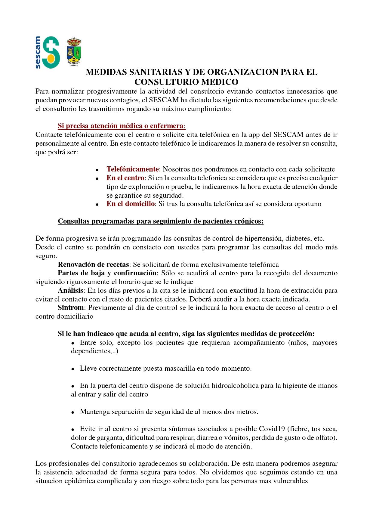 MEDIDAS SANITARIAS Y DE ORGANIZACION CONSULTORIO MEDICO_page-0001